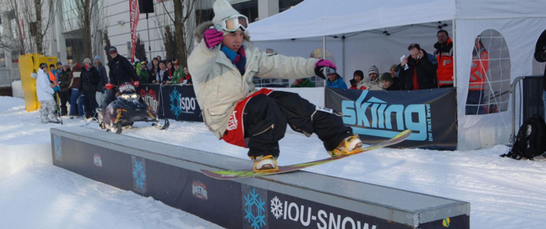 Ski und Snowboardveranstaltungen zu jeder Jahreszeit