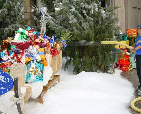 Schnee von snow+promotion